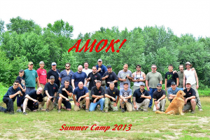 amok summer camp2013