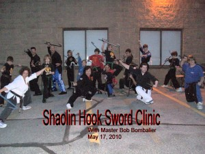 shaolin hook sword clinic may2010