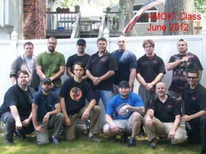 AMOK! Class June 2012
