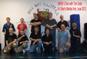 AMOK! VMAC Clinic June 2012