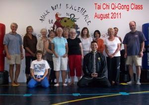 tai chi qigong class 2011