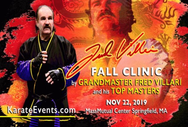 GM Villari Clinic Nov 22 2019 Springfield MA karateevents.com