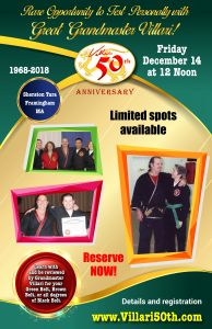 villari 50 yr Dec 14 event 2018