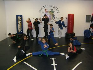 Nov 05 dojo & thanksgiving 160