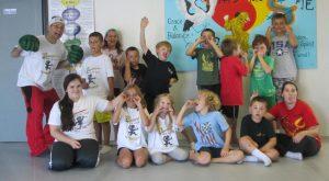 ninja training camp Villaris AUG2014